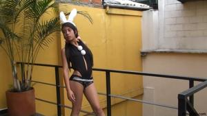 TBF Video 042 - Bunny Outfit Video
