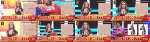 Helena Isabel super sensual a apresentar o concurso 1000 à hora