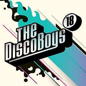 VA - The Disco Boys 18 [3CD] (2018)
