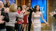 Miranda Cosgrove - Interview  - Live with Kelly and Ryan 12 07 2017 -  720p HDTV
