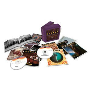 Kansas - The Classic Albums Collection 1974-1983 (10 albums, 11CD) (lossless, 2011)