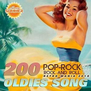 VA - 200 Oldies Song (2018) Reup