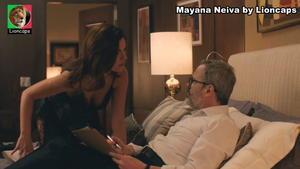 Mayana Neiva sensual na serie A vida Secreta dos casais