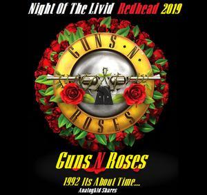 Rock] Guns N Roses - Night of the Livid Redhead (Deluxe, 2CD