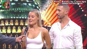 Kelly Bailey sensual no Dança com as estrelas