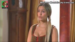 Mariana Monteiro sensual nas novelas Doce Tentação e Espirito Indomavel