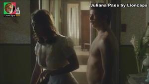 Juliana Paes nua no filme Dona Flor e seus dois maridos
