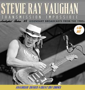 Stevie Ray Vaughan - Transmission Impossible (Deluxe 4CD) (2018)
