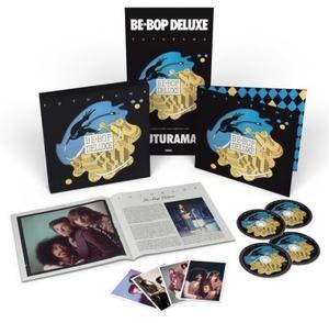 Be Bop Deluxe - Futurama (3CD Box Set) (lossless, 1975/2019)