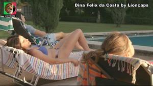 Dina Felix Costa sensual em vários trabalhos