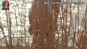 Mariana Monteiro sensual na novela Terra Brava
