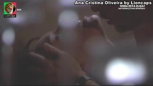 Ana Cristina Oliveira nua na serie onde está elisa