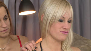 Hunt Erotic: Trampling Girls -By Domina Sabina Taylor And Her Slave Baba