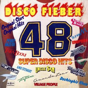 VA - Disco Fieber - 48 Super Disco Hits (3LP) (Lossless, Hi Res 1979)